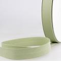 Schrägband blassgrün aus Baumwolle PES 20mm