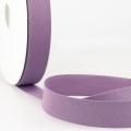 Schrägband lavendel aus Baumwolle PES 20mm