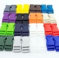 Steckschnallen-Set 20mm 16 Farben