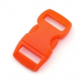 5 Steckverschlüsse 10mm orange