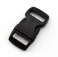 5 Steckverschl�sse 10mm schwarz