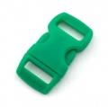 5 Steckverschlüsse 10mm grün