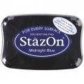 Stempelkissen 10 x 7 cm midnight blue