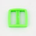 Stegschnalle 25mm hellgrün