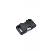 Alu-Max Schnellverschluss 15mm schwarz matt