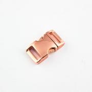Alu-Max Schnellverschluss 15mm rosegold