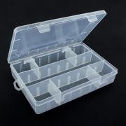 Sortimentsbox transparent 20x13cm