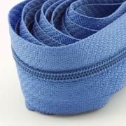 5 Meter Endlosreißverschluss french blue 3mm