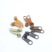 10 Schieber für Set Brauntöne 3mm