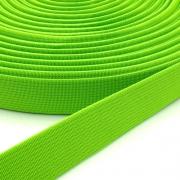 Gummiband neon grün 20mm