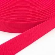 Gummiband pink 20mm