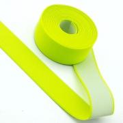Gummiband neon gelb 35mm
