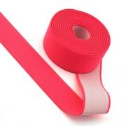 Gummiband neon pink 35mm