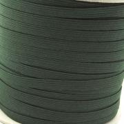 5m Gummiband 7mm dunkelgrün