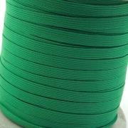 100m Gummiband 7mm grün