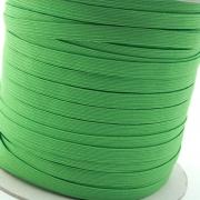 100m Gummiband 7mm grasgrün