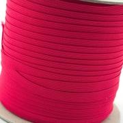 5m Gummiband 7mm pink