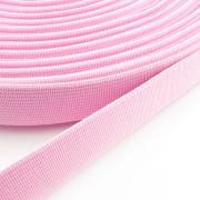 Gummiband rosa 20mm