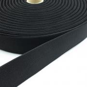 Gummiband 30mm schwarz