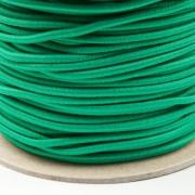 Gummikordel 3mm reingrün