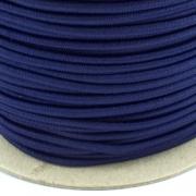Gummischnur 3mm dunkelblau
