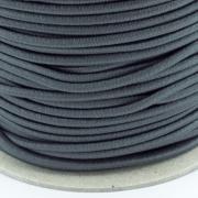 Gummischnur 3mm dunkelgrau