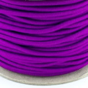 Gummischnur 3mm lila