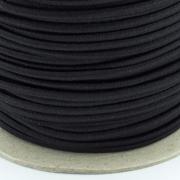 Gummischnur 3mm schwarz