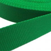 Hochwertiges Gurtband grün 30mm