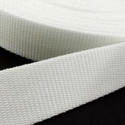 Hochwertiges Gurtband weiß 25mm