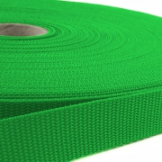 Gurtband 40mm Made in Germany grün