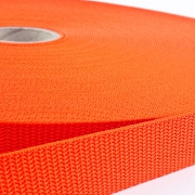 Gurtband 25mm Made in Germany orange