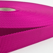 Gurtband 50mm Made in Germany pink
