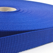 Gurtband 50mm Made in Germany blau