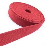 Gürtelband rot 40mm