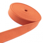 Gürtelband orange 40mm