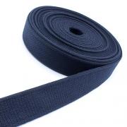 Gürtelband dunkelblau 40mm