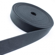 Gürtelband dunkelgrau 40mm