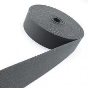 Taschengurt Gürtelband grau
