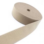 Taschengurt Gürtelband beige