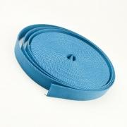 Taschengurt Gürtelband 20mm blau