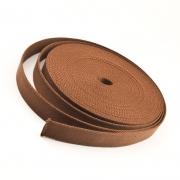 Taschengurt Gürtelband 20mm braun