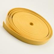 Taschengurt Gürtelband 20mm gelb