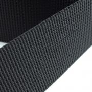 Nylon Gurtband schwarz 20mm