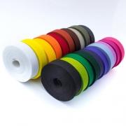 100m Gurtband-Set in 20mm Breite 20 Farben