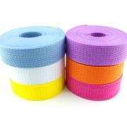 30m Gurtband-Set 20mm helle Farben