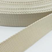 Gurtband beige 20mm