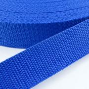 Gurtband blau 30mm