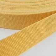 Gurtband gelb 30mm