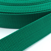 Gurtband grün 30mm